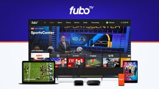 fuboTV display