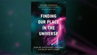 """Finding Our Place in the Universe"" by Hélène Courtois"