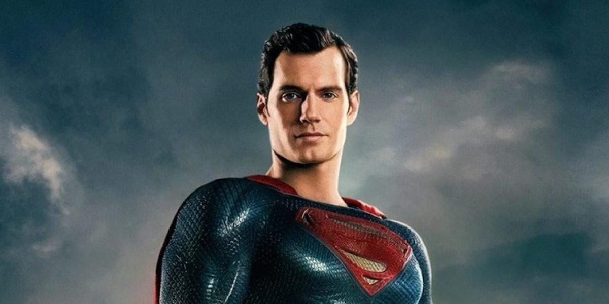 Henry Cavill's Justice League promo