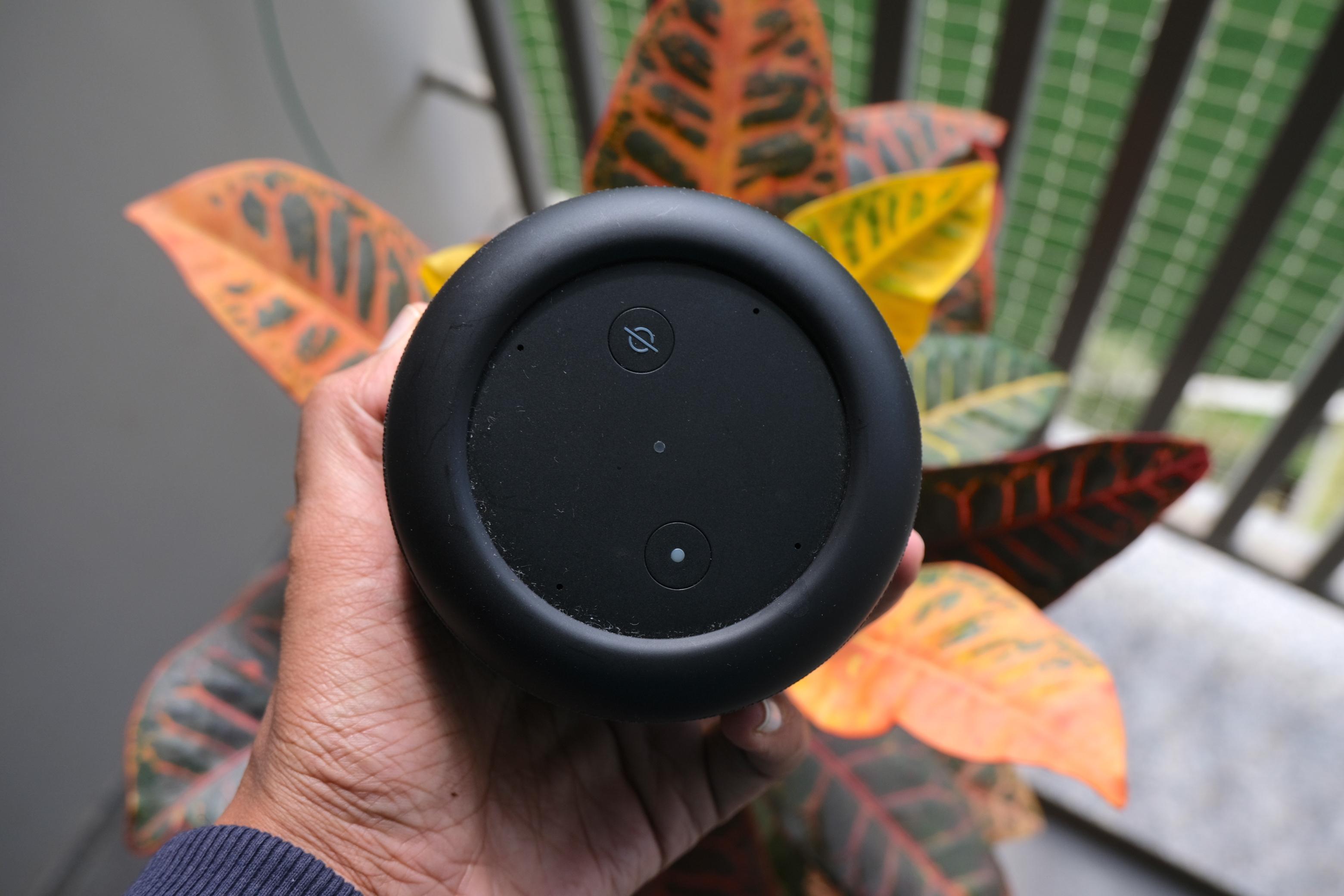 Amazon Yankı Girişi Taşınabilir