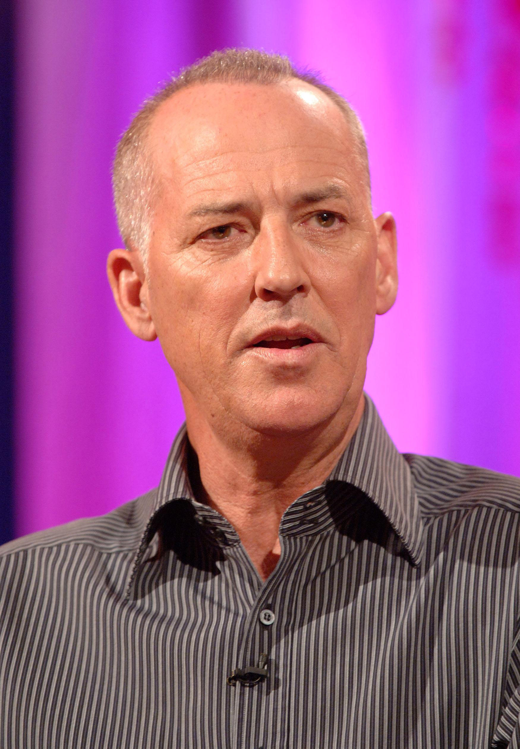 Michael Barrymore injured in horse fall