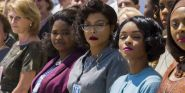 See Three Little Girls Adorably Dressed As Hidden Figures Characters