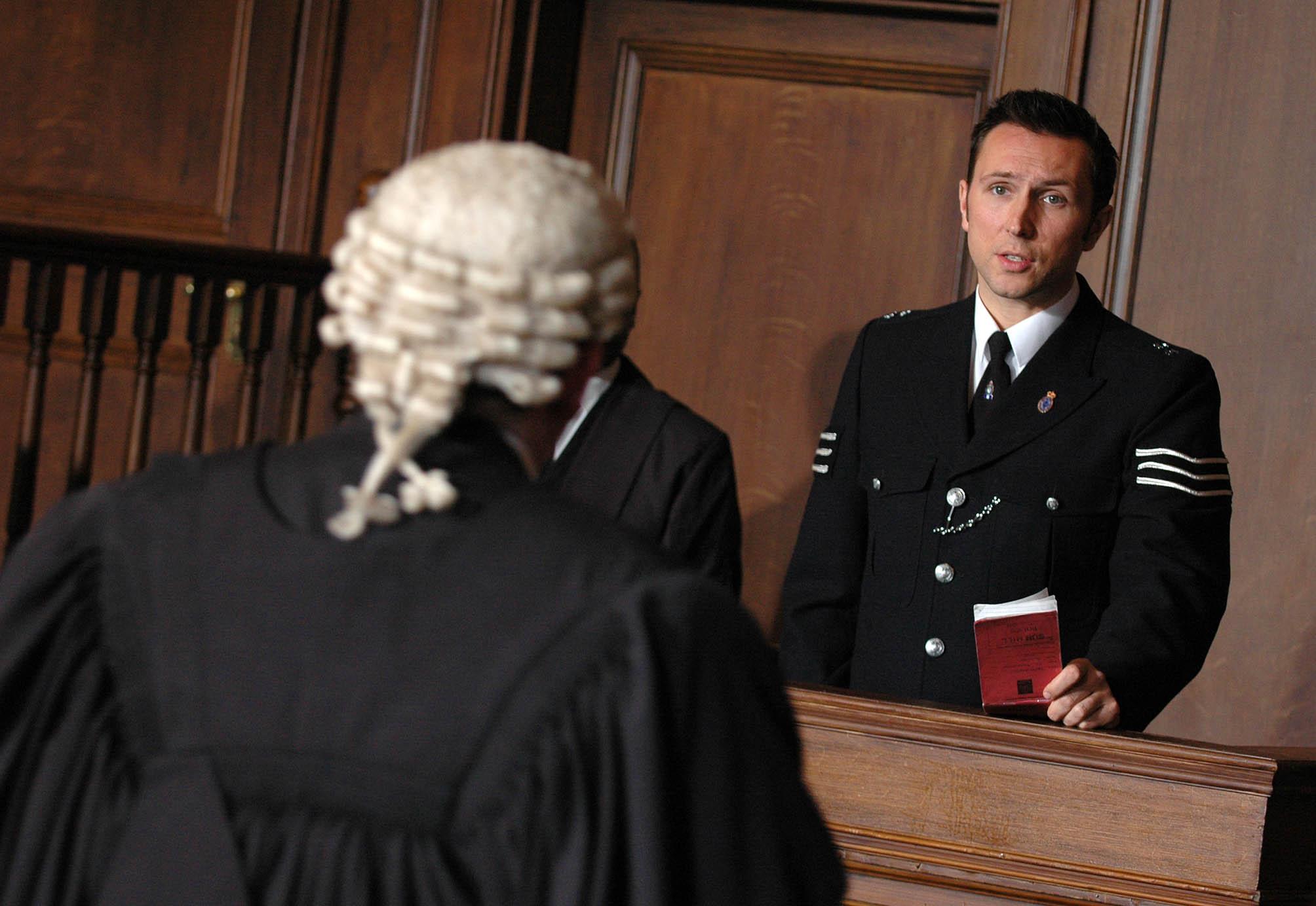Carly's trial begins...