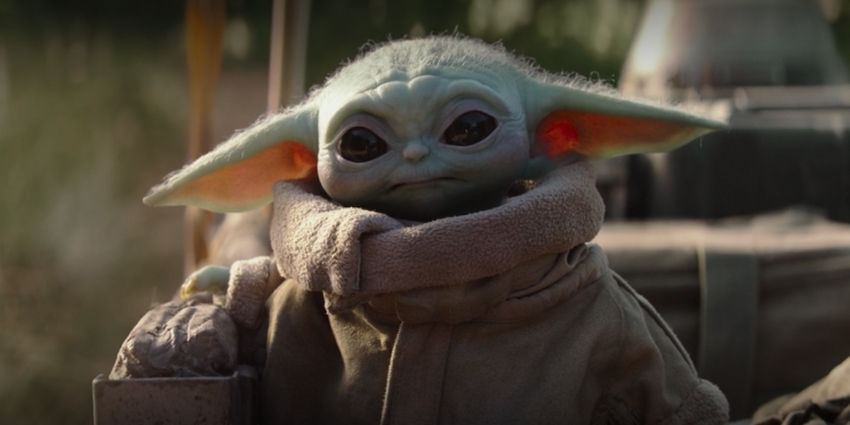 baby yoda the mandalorian episode 4