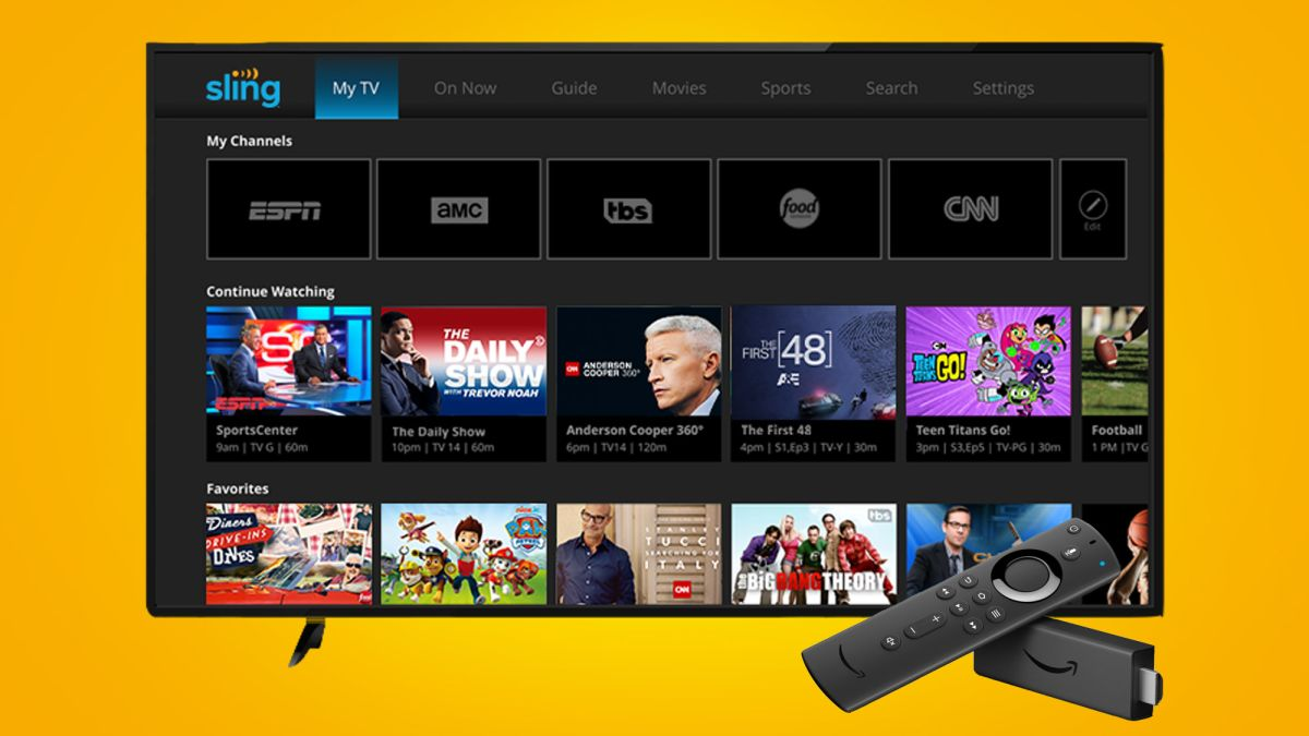 Sling TV on Fire Stick: Is it available and how to install it on your device