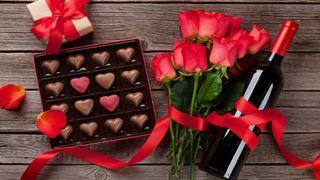 Valentines Day flower deals