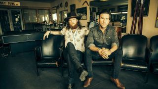 A press shot of the brothers osborne
