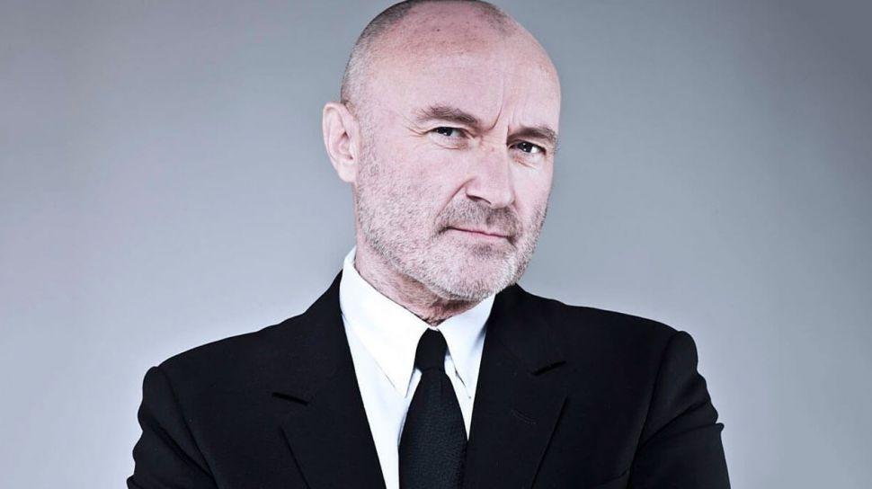 Phil Collins world tour goes down under