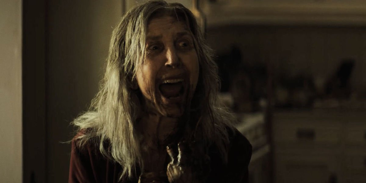 The Grudge's Lin Shaye On Why Horror Has Become So Popular Recently