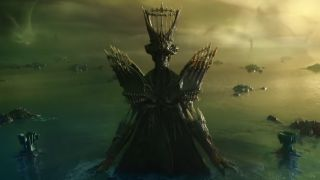 a still from the destiny 2 witch queen teaser trailer