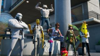 Fortnite Ghost Team