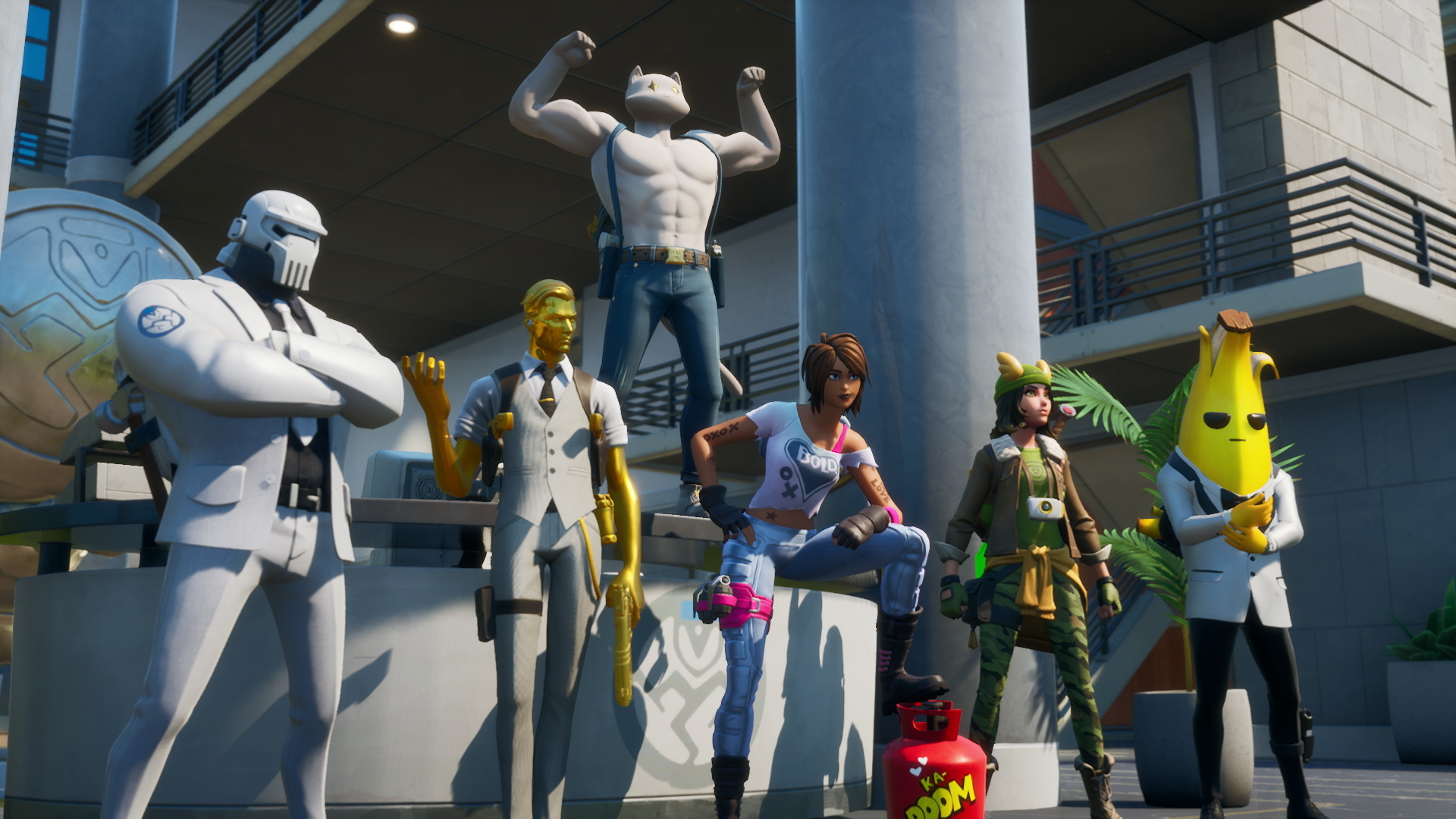 Ps5 And Xbox Series X Just Got Unreal Engine For Next Gen Fortnite Tom S Guide