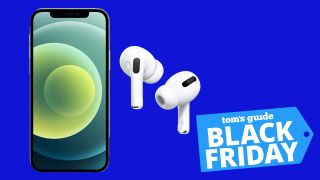 Killer iPhone 12 Black Friday deal includes free AirPods Pro