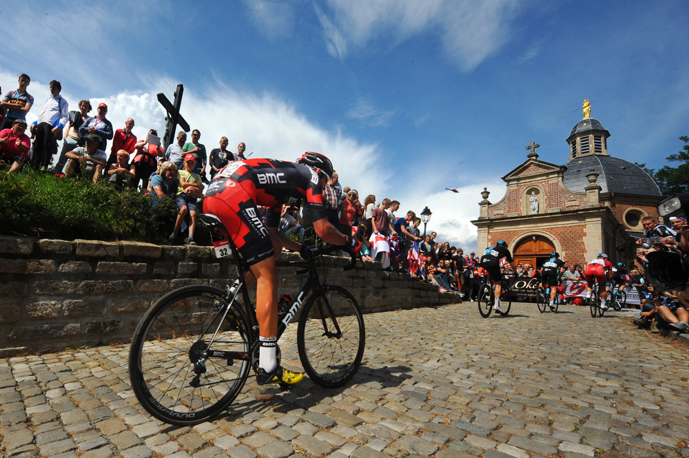 Muur van Geraardsbergen returns to the Tour of Flanders ...