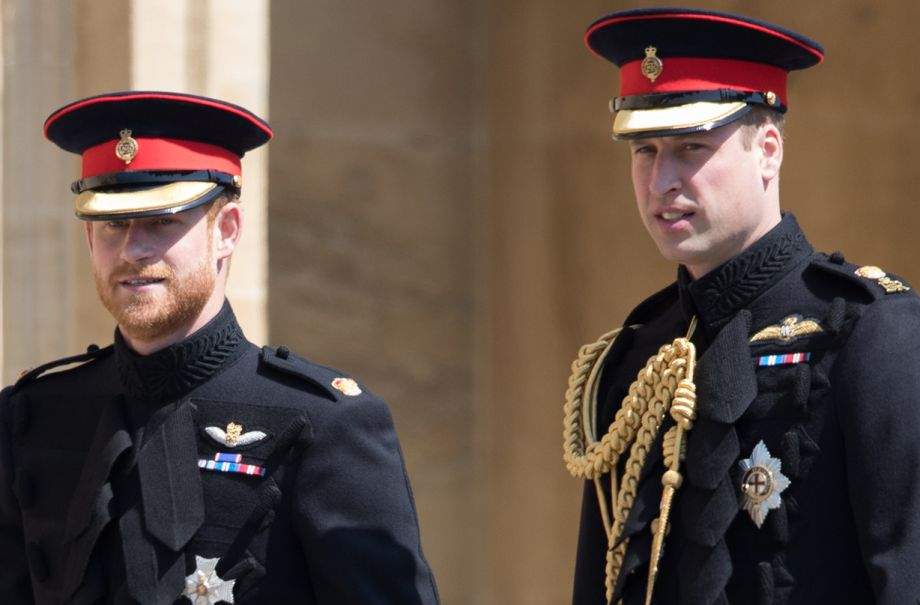 prince william prince harry release joint statement dismissing false story
