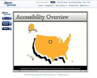 Video Tutorial: Summarizing accessibility legal and ethical requirements