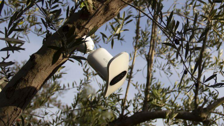 best outdoor security camera: Arlo Pro 3 2K Wireless Outdoor Floodlight Camera
