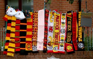Partick Thistle v Celtic – Ladbrokes Scottish Premiership – Firhill Stadium