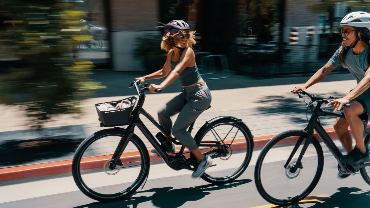 Do electric bikes charge when you pedal?