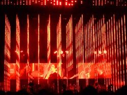 Radiohead, In Rainbows, Storms The Globe With L-ACOUSTICS