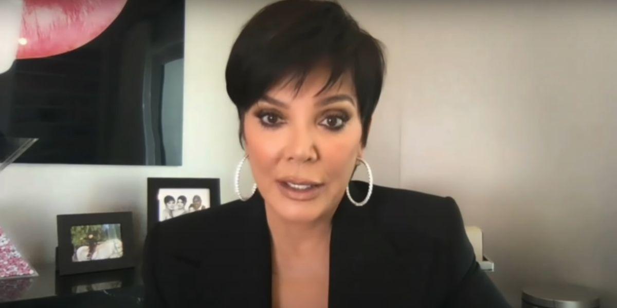 Kris Jenner Kim Kardashian Kanye West divorce