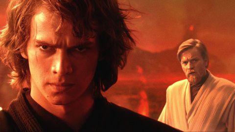 Star Wars Episode 3 Revenge Of The Sith Review Recaptures The Magic Of The Franchise Gamesradar