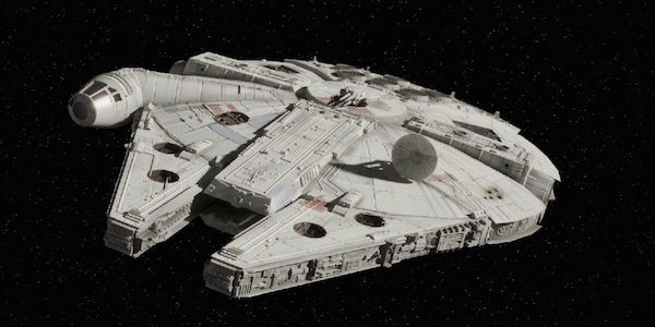 How Much The Millennium Falcon Would Cost In Real Life