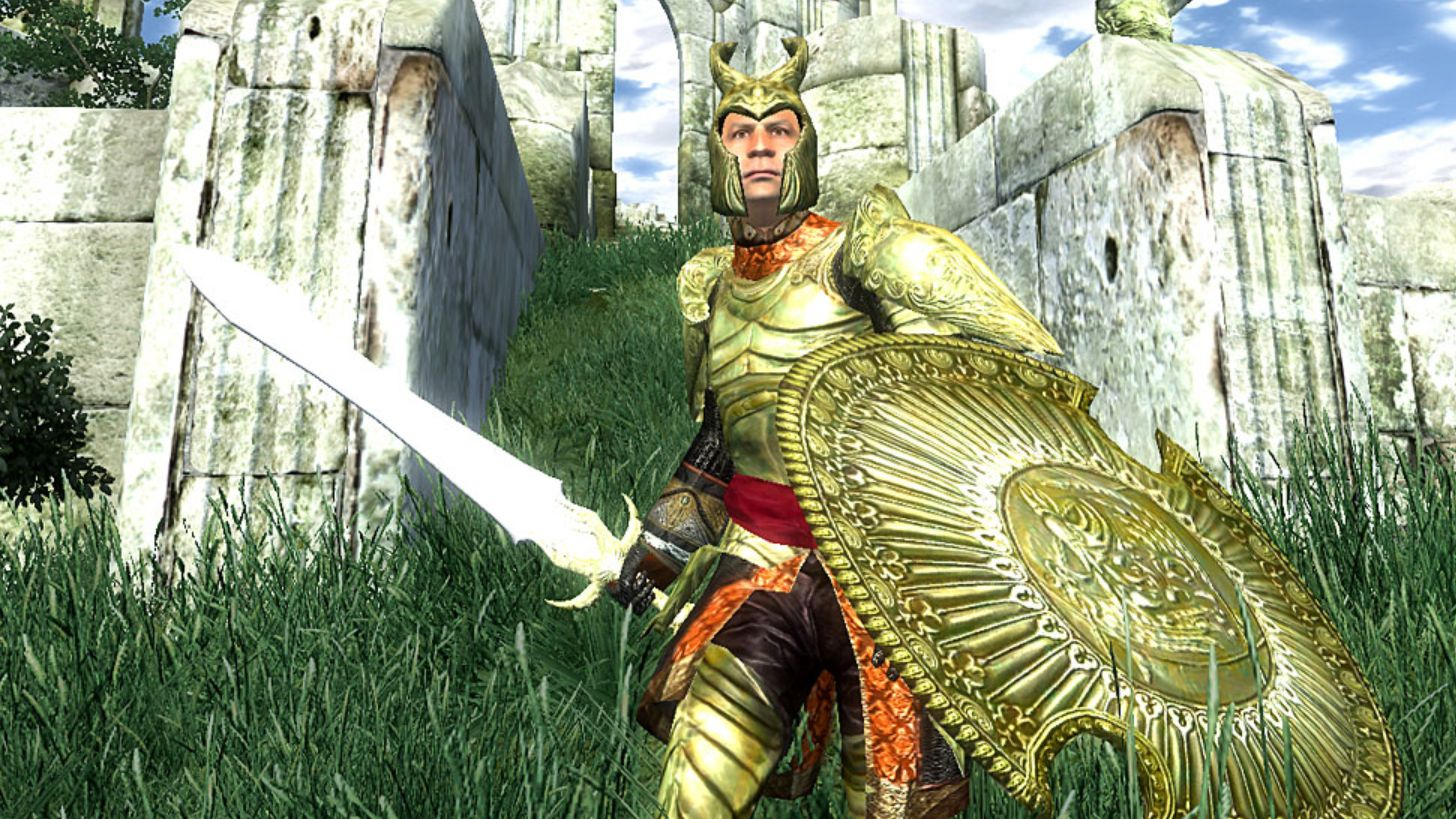 The Elder Scrolls IV: Oblivion feels sparse and strange 12 years on | PC Gamer