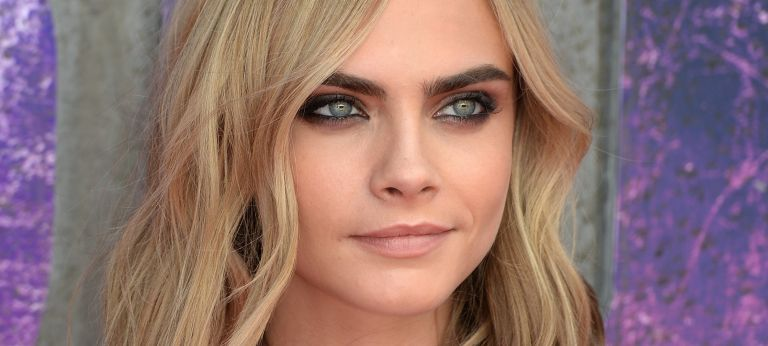 "Cara Delevingne attends the European Premiere of ""Suicide Squad"""