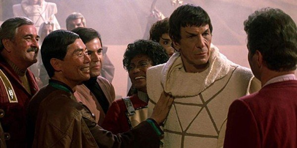 Leonard Nimoy - Star Trek III: The Search For Spock