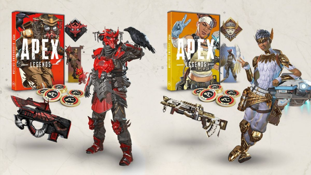 Choose your Apex Legends Special Edition at retail stores starting October 18
