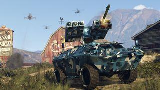 GTA Online Gunrunning – how to be the best Gunrunning