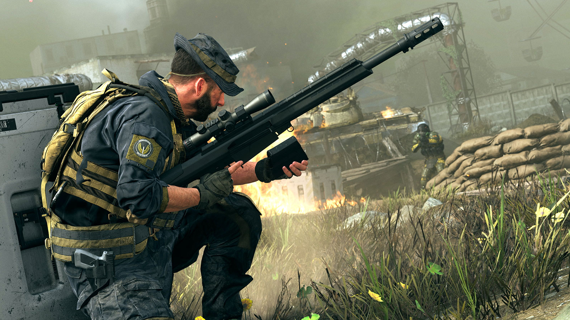 Call Of Duty Modern Warfare Season 5 Will Let You Inspect Your Weapons Pc Gamer