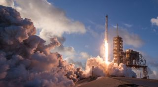 SpaceX Falcon 9 Launches NROL-76