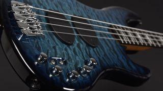 Sandberg California bass