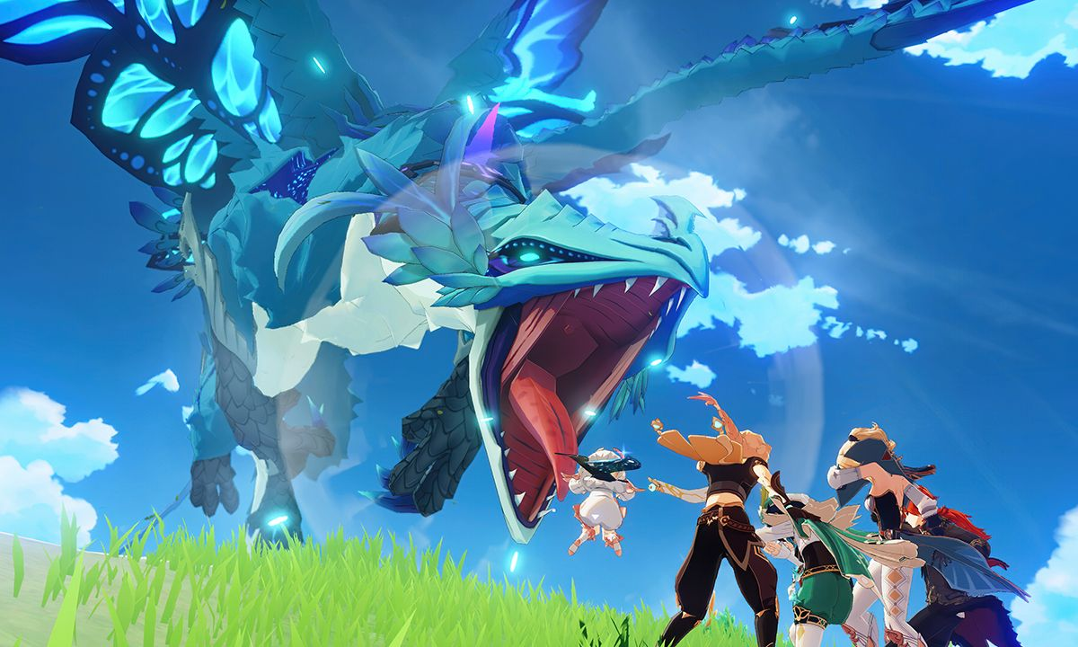Genshin Impact really is anime Breath of the Wild, and it's totally worth  your time   GamesRadar+