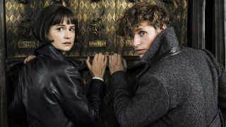 An image from upcoming movie Fantastic Beasts: The Crimes of Grindelwald