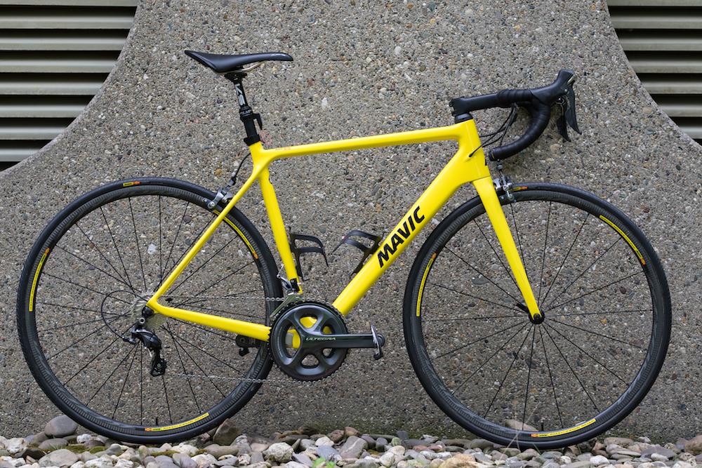 Mavic S Tour De France Neutral Service Bikes Get Dropper