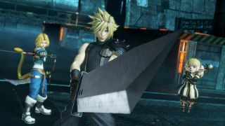 Grab a free code to the Dissidia Final Fantasy NT closed