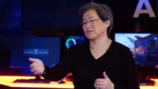 AMD's CEO Lisa Su
