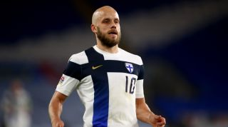 Finland Euro 2020 squad