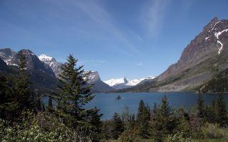 Glacier National Park wallpaper