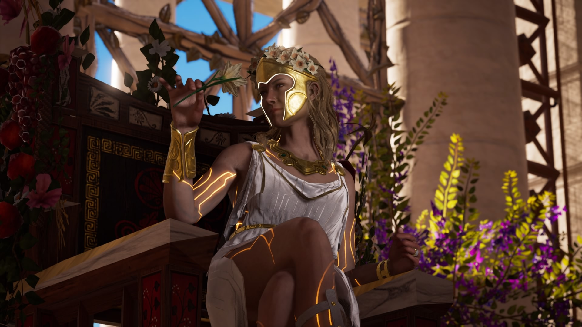 Assassin S Creed Odyssey Fate Of Atlantis Episode 1 Is Free Pc Gamer