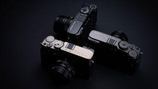 Mirrorless camera Black Friday deals
