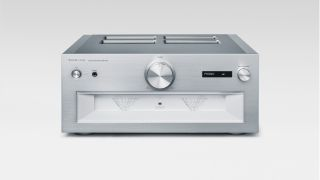 Technics has revealed its first-ever reference class amplifier