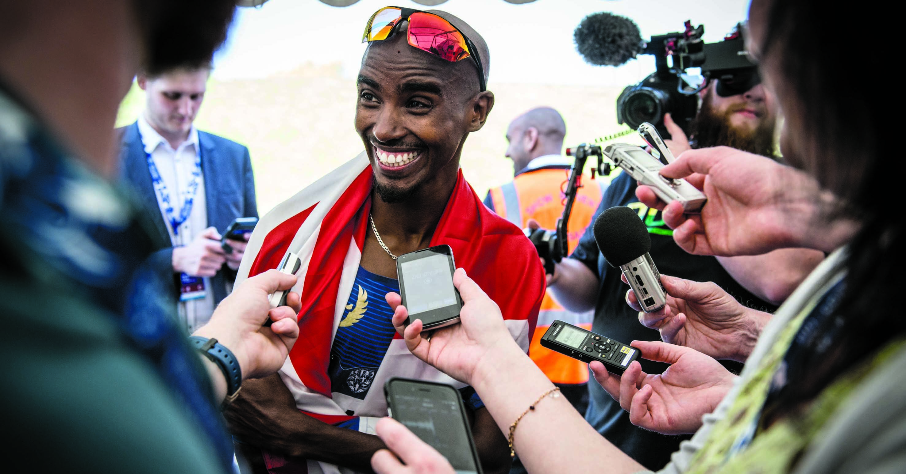 What does it take to be really world class? Mo Farah lifts the lid on his life