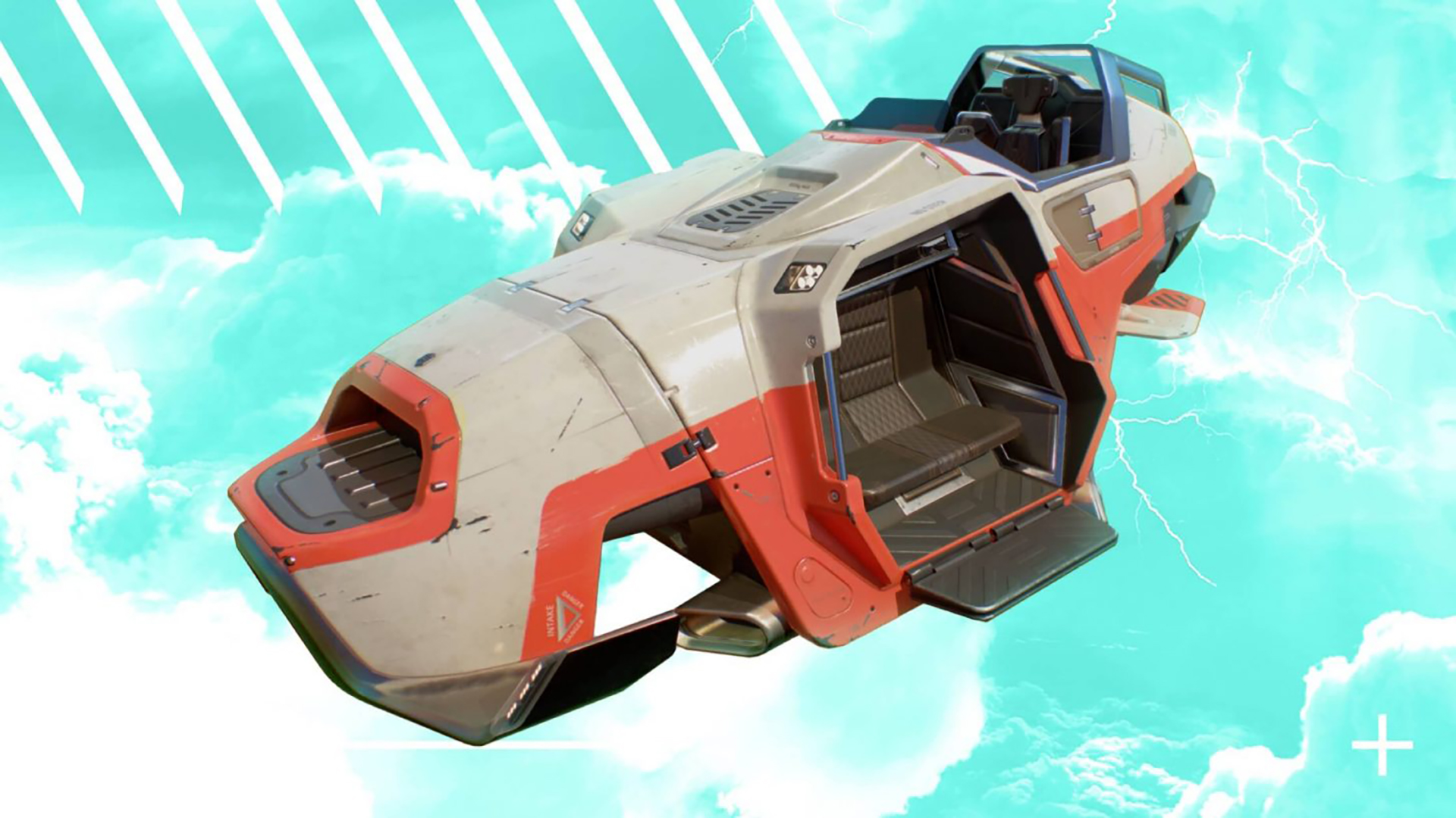 Apex Legends' new Trident hovercars have taken flight