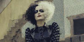 Emma Stone's New Cruella De Vil Image Will Give You A Sudden Chill
