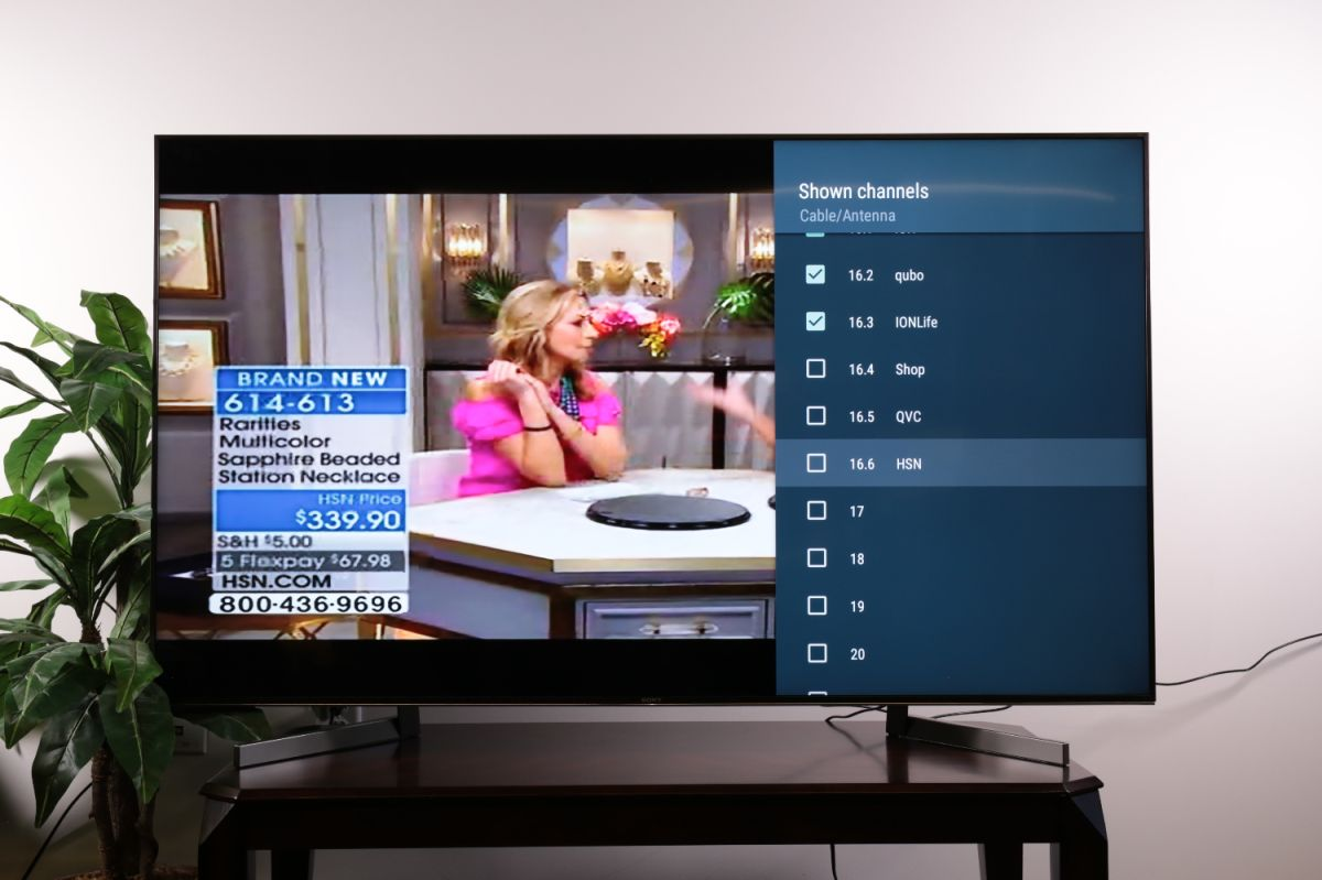 How to remove or rename channels on a Sony TV - Sony Bravia