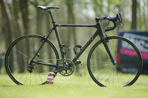 Lotto cross bike for Roubaix